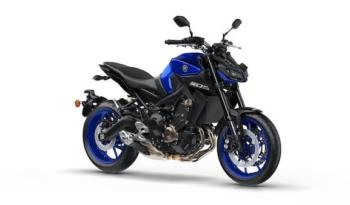 19 Yamaha MT-09 full
