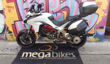 2015 Ducati Multistrada 1200S full