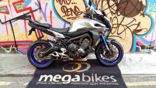 2015 Yamaha MT09 Tracer
