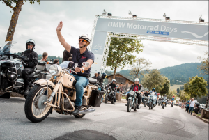 Worlds Biggest Bmw Motorrad Party Set To Return To Garmisch Bike