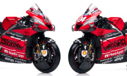 The 2020 Mission Winnow Ducati Team Presented In Bologna