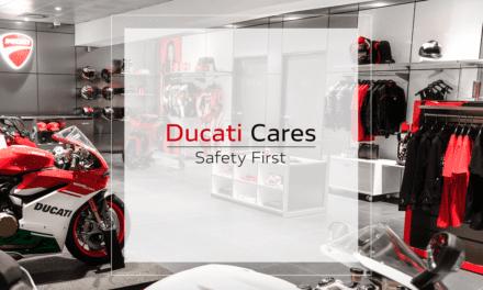 New Ducati Cares Program