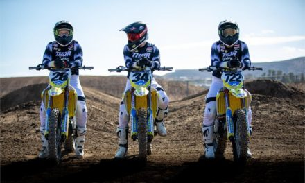 Suzuki SX Team Gear Up For This Weekend