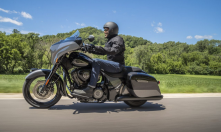 Indian Motorcycle's New 2021 Chieftain Elite