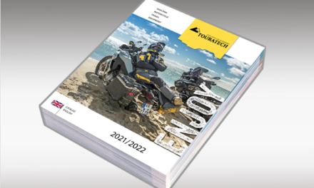 New Touratech Catalogue download
