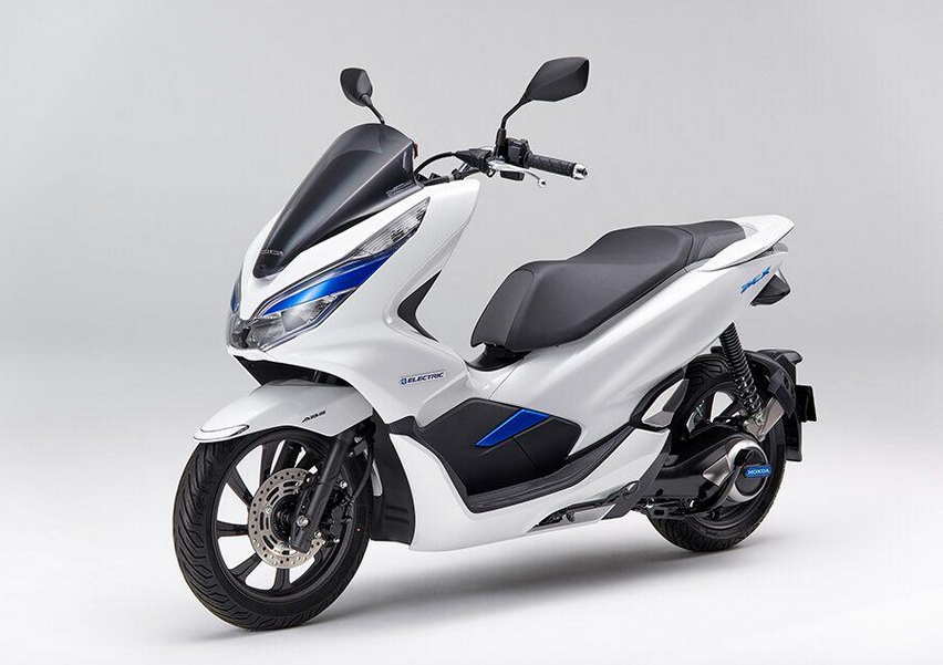 Swappable Batteries for honda Electric Motorcycles