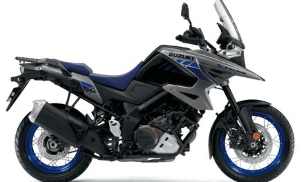 New colours for V-Strom 1050 & V-Strom 1050XT revealed