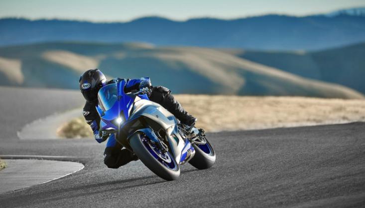 Yamaha add the R7 to the range