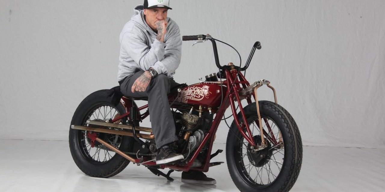 Indian Motorcycle Partners With Danny Schneider