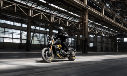 """New """"Black and Steel"""" Version For The Diavel 1260 S"""