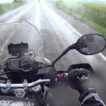 Hazardous Road Conditions Following Break In Dry Spell