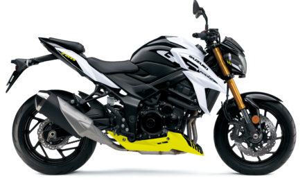 New colour available for GSX-S750