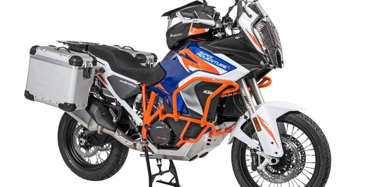 Touratech parts for KTM 1290 Adventure