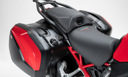Ducati Performance Touring Accessories