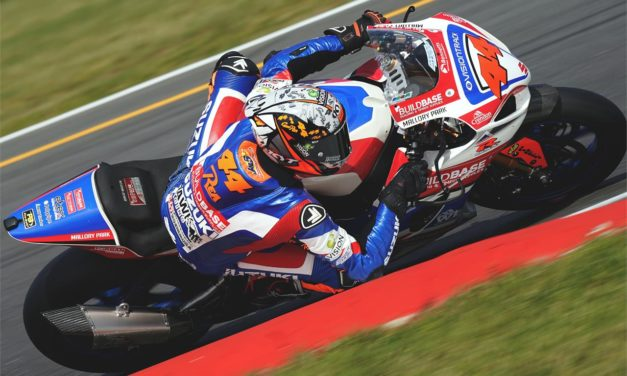 GINO REA EQUALS BEST BSB RESULT